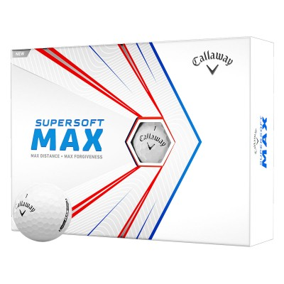 Callaway SUPERSOFT MAX