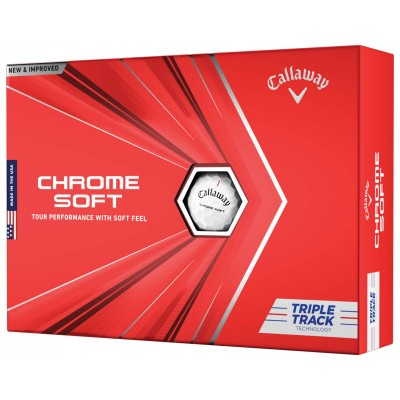 Callaway Chrome Soft-Triple Track