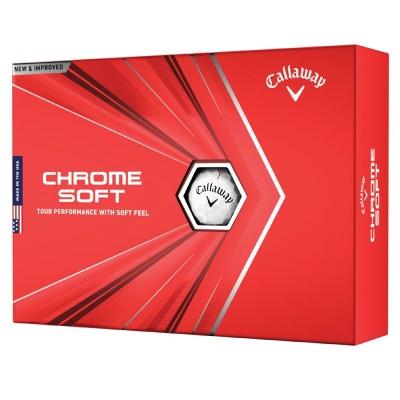 2020 Callaway Chrome Soft