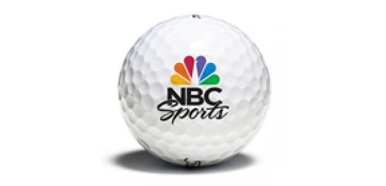 NBC logo ball