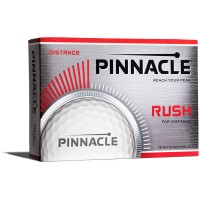 Pinnacle Rush for Distance Optic White