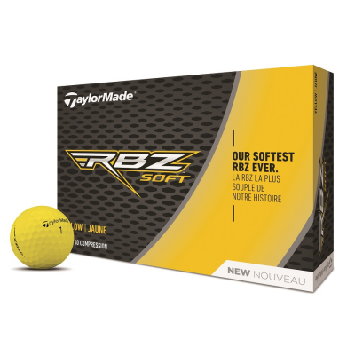 TaylorMade RBZ-Soft Yellow- Out Of Stock - Call or e-mail for low Price
