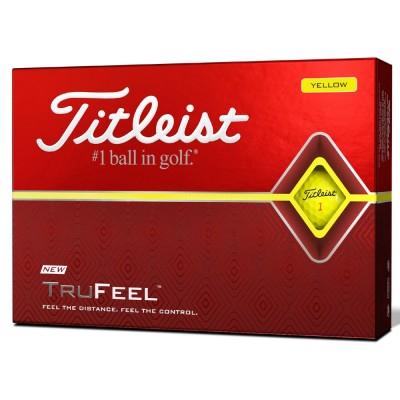 Titleist TruFeel Yellow