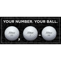 Titleist Pro V1x Special Play
