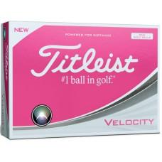 Titleist Velocity Pink