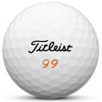 Titleist Velocity Visi-White Double Digit - New 2018