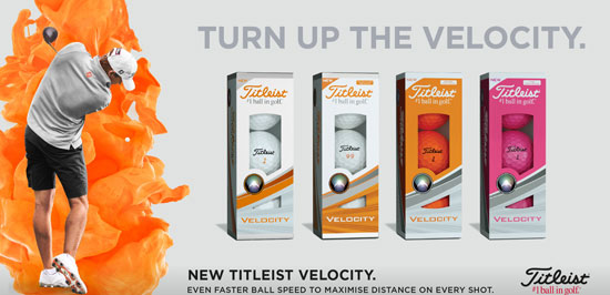 Titleist Velocity