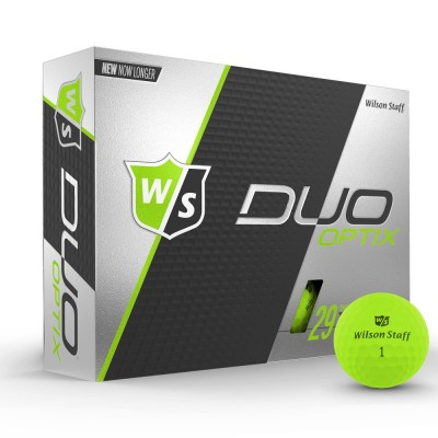 Wilson Staff DUO Soft Optix  - ON OFFER 2 Dozen Balls FREE!