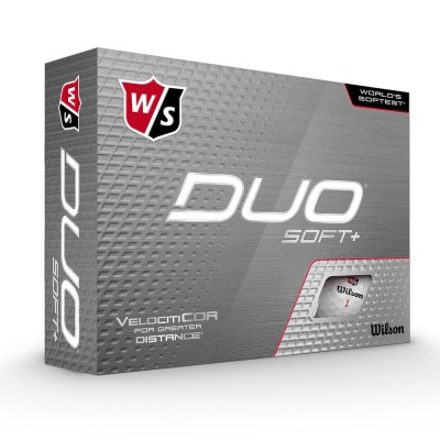 Wilson Staff DUO Soft  - ON OFFER  2 Dozen FREE!