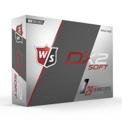 Wilson Staff DX2 Soft  - ON OFFER  4 Dozen FREE!