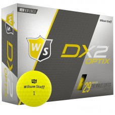 Wilson Staff DX2 Soft  - Colour Balls on Offer!