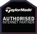 Authorised TaylorMade logo golf balls